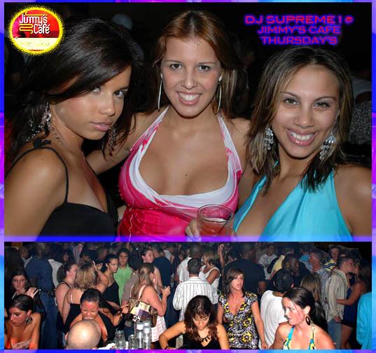 Florida Nightlife Nightclubs Jimmy S Cafe 1999 Military Trail West Palm Beach Dj Supreme 1 Clubs