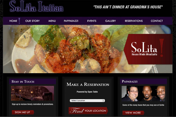 Florida Restaurants Solita Italian Delray Beach Fine Cuisine And Social Atmosphere Great Food Tails Friendly Professional